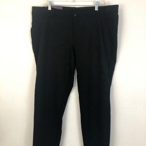 Ava & Viv skinny pant, size 20 black pants